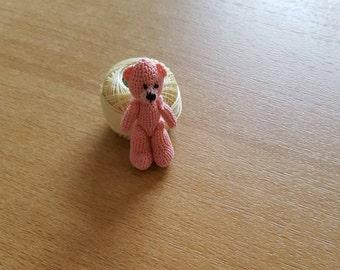 16021. Miniature bear