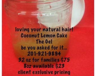 Coconut Lemon Cake The Gel