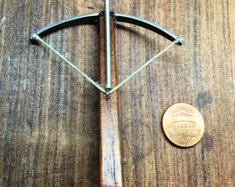 Sale - Medieval Crossbow Miniature