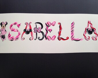 Name Painting