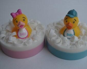 BABY SHOWER DUCK Soap