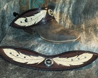 Feather Spur Straps