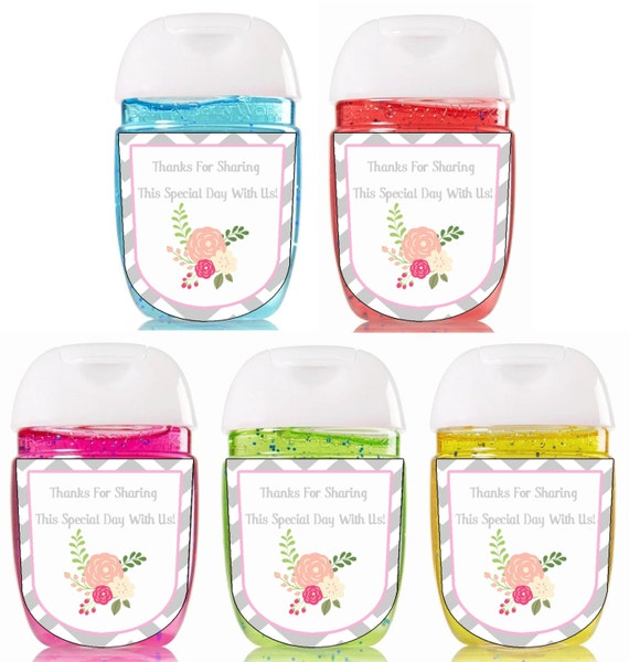 New Hand Sanitizer Label / Pocketbac Bath And Body Works