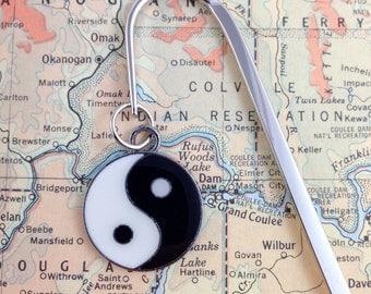 Yin Yang Bookmark - Taoist Book Mark