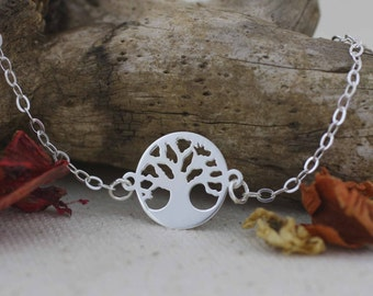 Tree of Life Anklet, Silver Tree of Life Anklet, Sterling Silver Tree of life Anklet, Summer Jewelry, Beach Jewelry, Boho, Yoga, Super Price