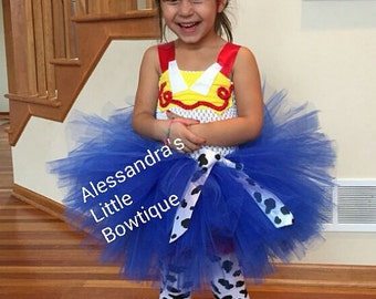 Jessie the cowgirl tutu dress, toy story tutu dress girls toy story birthday outfit cowgirl tutus cowgirl tutu dress Cowgirl birthday outfit