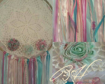 Spring Bloom Dreamcatcher