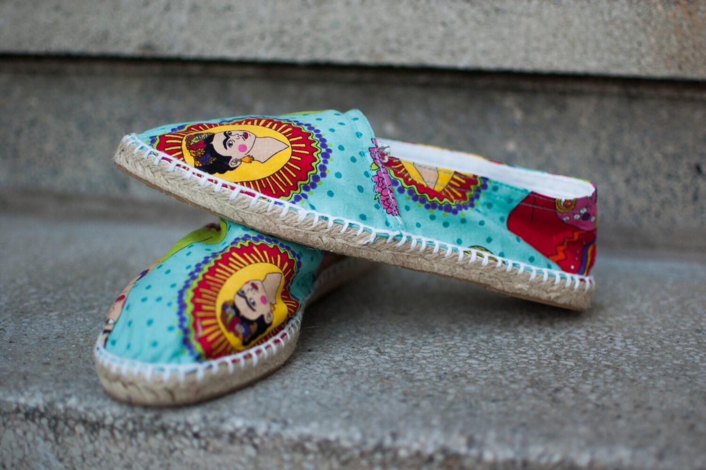 Alpargatas de Frida Kahlo
