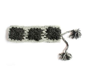 Daisy Mult Crochet Headband