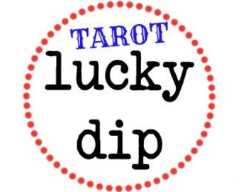 Tarot Lucky Dip - Tarot Reading