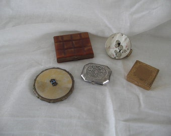 vintage compacts