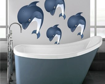 Dolphin Wall Decor | Etsy