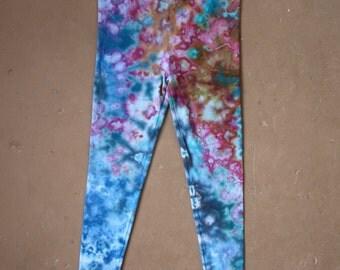 Tie Dye Leggings | XL Leggings, Yoga Leggings, Yoga Pants, Hippie, Festival, Boho Yoga Leggings, Boho Pants, Bohemian