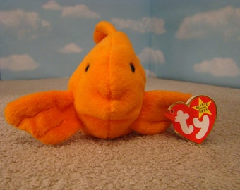 Goldie TY Beanie Baby Babies Style 4023