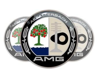 3x AMG Mercedes
