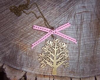 Tree Necklace ~1 pieces #100402
