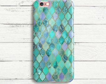 Mermaid Shell iPhone and Samsung Phone Case