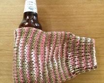 Beer Mitten - pink camo