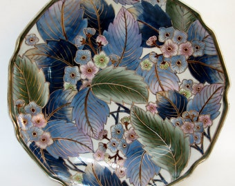 Decorative Porcelain Plate