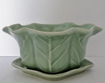 Celadon Porcelain Jardiniere