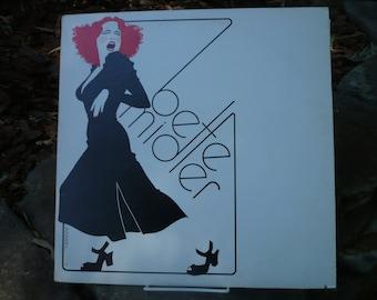 Bette Midler Self-Titled LP Album ,Poster