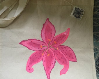 One of a Kind Hand Painted Bags