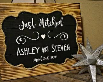 Custom Wedding/Anniversary Sign
