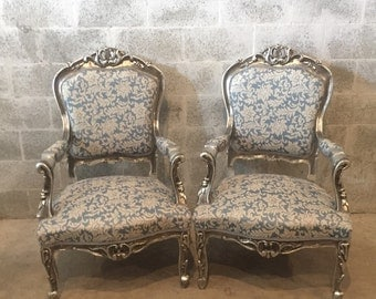 French Red Chairs Antique Louis Xvi 3 Available Armrest