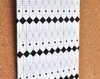 Diamond Patterned Clipboard