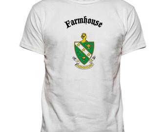 FARMHOUSE Vintage Crest T-shirt