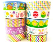 Easter Decorative Paper Tape - Many to choose from