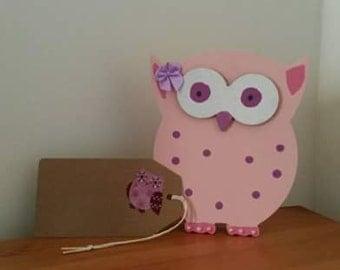 Free standing owl