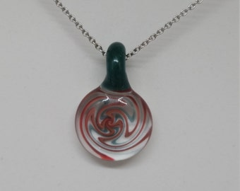 The Stupendous Swirl Pendant