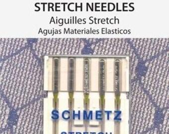 Schmetz Stretch Needle 11/75 5 Pack