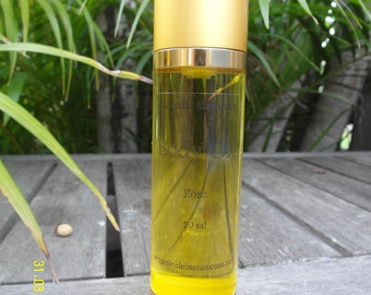 Body Serum - Nourish your dry skin with organic oils that soak into your skin.