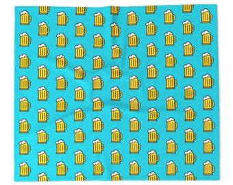 Beer Blanket - Icon Prints: Drinks Series