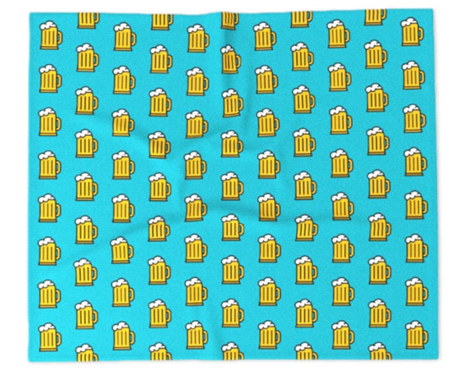 Beer Blanket - Icon Prints: Drinks Series