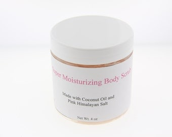 Super Moisturizing Body Scrub - 5 oz