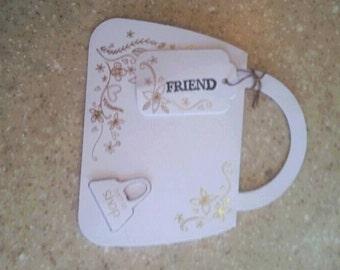 Friend purse