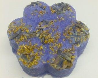 Lavender & Chamomile Fizzing Bath Melt