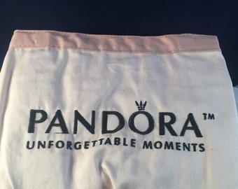 Pandora Apron Breast Cancer Ribbon