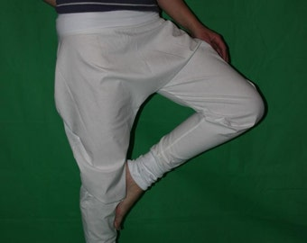 Bloomers white or black Harem Pants Sarouel pants