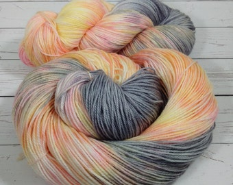 Bambrino Sock Yarn , Hand Dyed,  Merino Wool -  Bamboo - Nylon   SW  , 460 yd each