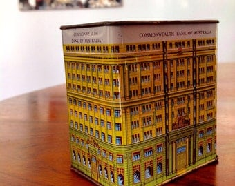 Money Box - Commonwealth Bank 1970s