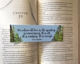 It is Enough Bookmark