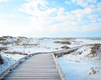 Path to Paradise / Beach Photography / Beach Decor / Beach Print / Florida