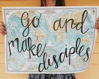 Disciple Map