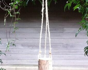 Maple Hanging Planter
