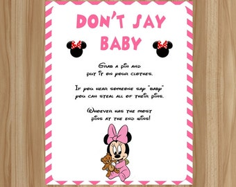 minnie mouse baby shower minnie mouse baby shower game minnie mouse