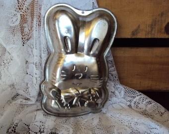 Rabbit Cake Pan Etsy